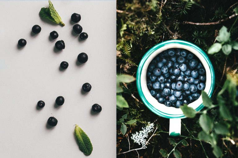 LOOV Nordic Wild Blueberries aka bilberries are high on antioxidants. They can be only harvested by hand.