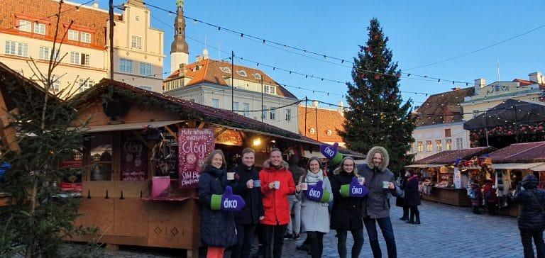 Tallinn Christmas Market LOOV Organic